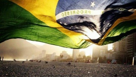 We love Brasil